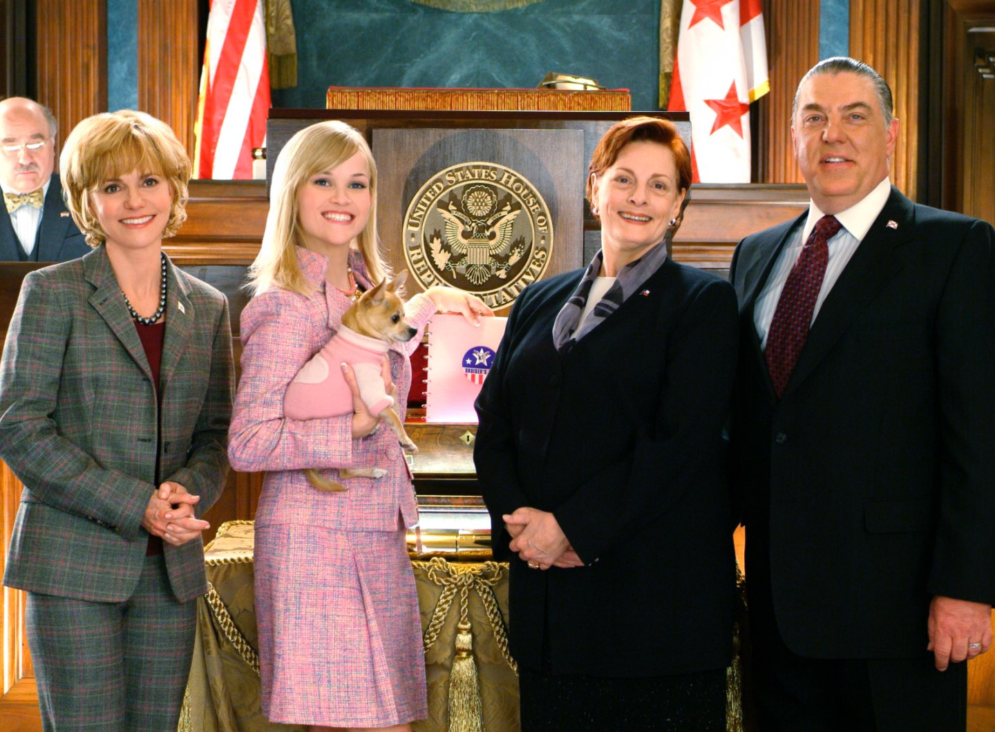 Legally Blonde 2: Red, White And Blonde header image